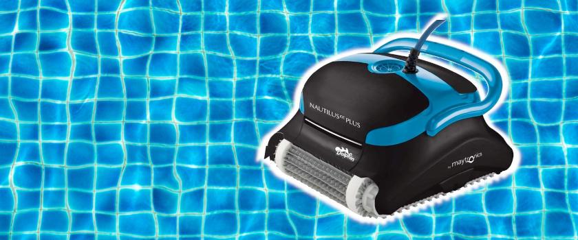 Dolphin Nautilus CC Plus Robotic Pool Cleaner Review