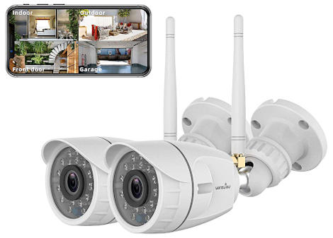 Wansview Outdoor Security Camera