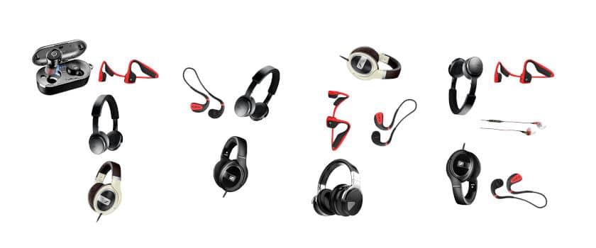 Type of Headphones