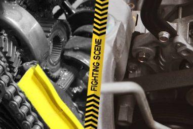 Belt vs Chain Garage Door Opener