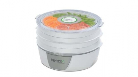 Presto Food Dehydrator Review